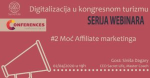 Moć Affiliate marketinga @ On- line webinar