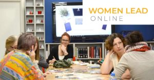 Women Lead proleće 2020- Virtual program @ On- line webinar